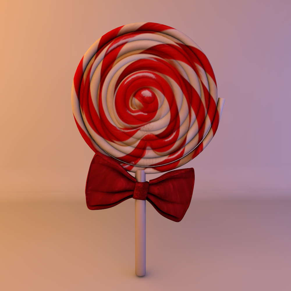 Lollipop – Animated Visions Production for Lollipop Animated  111bof